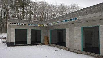 Bungalov s plochou střechou, okres Mladá Boleslav