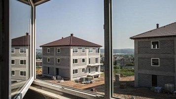 Soustava šesti bytových domů